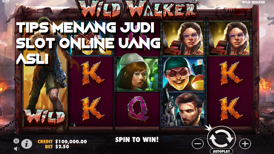 Tips Menang Judi Slot Online Uang Asli